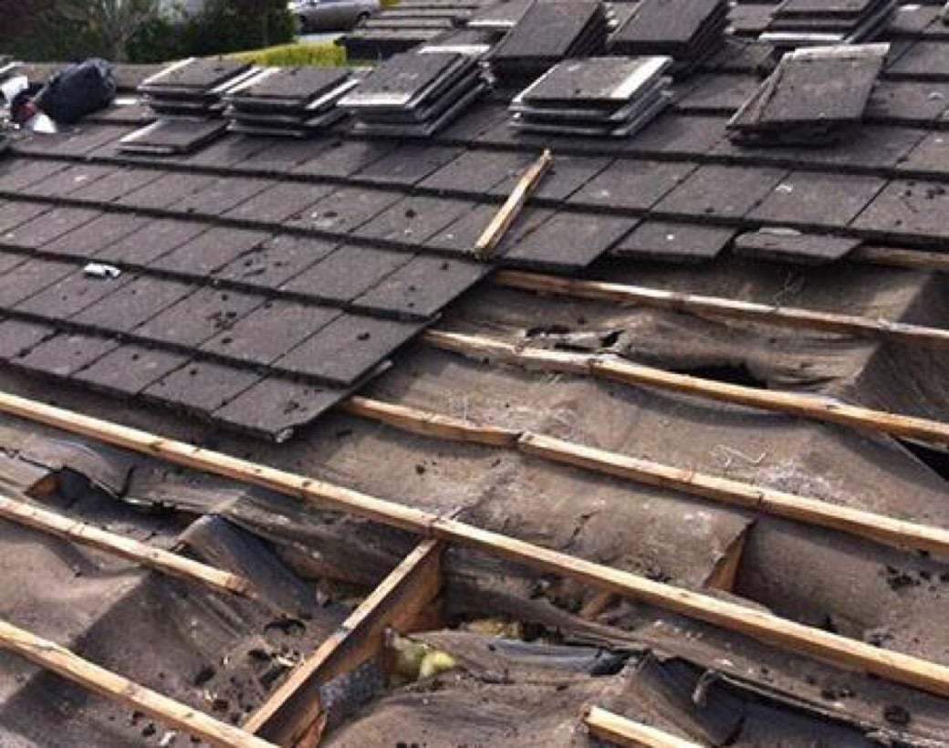 Tile Roof Repairs Dublin
