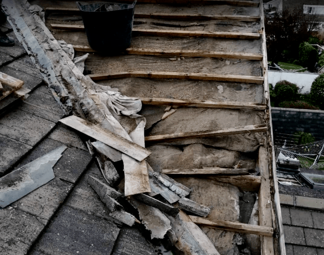 dublin felt roofing contractors